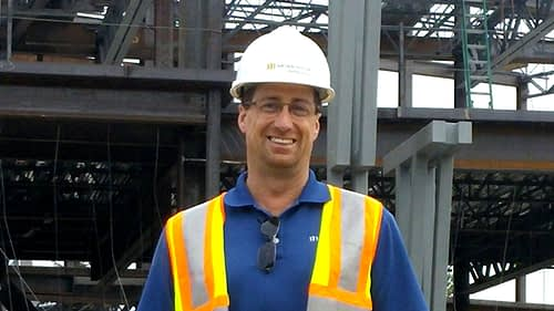 Mike Ward - Momentum On-Site Superintendent