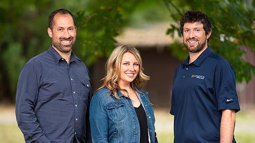 Momentum's executive leadership team