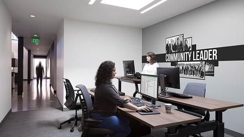 HAPO Credit Union Workstations